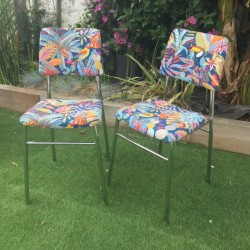 Chaises tropicales