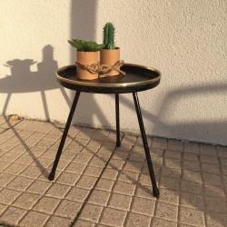 Porte plante tripode