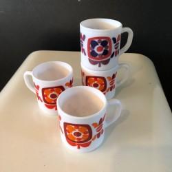 Tasses à café MOBIL