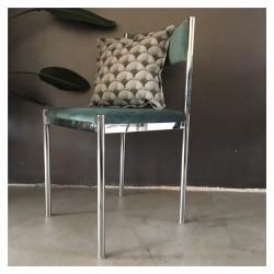 Chaise bureau Paon